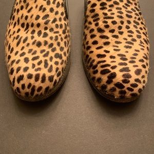 Shoes - Animal hide mules